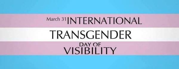 March 31 Trans Visibility